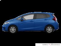 2016 Honda Fit LX | Photo 1 | Aegean Blue Metallic
