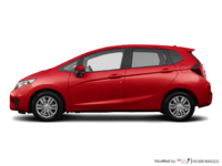 2016 Honda Fit LX | Photo 1 | Milano red