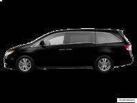 2016 Honda Odyssey EX-L Navi | Photo 1 | Crystal Black Pearl