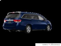 2016 Honda Odyssey EX-L Navi | Photo 2 | Obsidian Blue Pearl