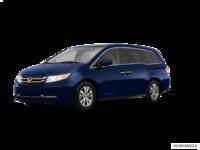 2016 Honda Odyssey EX-L Navi | Photo 3 | Obsidian Blue Pearl