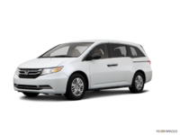 2016 Honda Odyssey LX | Photo 3 | White Diamond Pearl