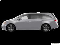 2016 Honda Odyssey TOURING | Photo 1 | Lunar Silver Metallic