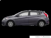 2016 Hyundai Accent 5 Doors L | Photo 1 | Triathlon Grey