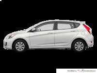 2016 Hyundai Accent 5 Doors L | Photo 1 | Century White