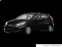 2016 Hyundai Accent 5 Doors LE   Photo 3   Ultra Black