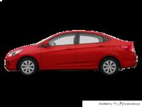 2016 Hyundai Accent Sedan GL | Photo 1 | Boston Red