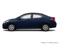 2016 Hyundai Accent Sedan GL | Photo 1 | Pacific Blue