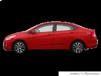 2016 Hyundai Accent Sedan GLS | Photo 1 | Boston Red