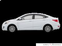 2016 Hyundai Accent Sedan LE | Photo 1 | Century White
