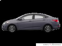 2016 Hyundai Accent Sedan SE | Photo 1 | Triathlon Grey