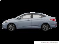 2016 Hyundai Accent Sedan SE | Photo 1 | Ironman Silver