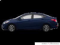 2016 Hyundai Accent Sedan SE | Photo 1 | Pacific Blue