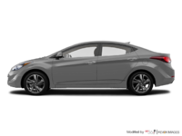 2016 Hyundai Elantra LIMITED | Photo 1 | Titanium Grey Metallic