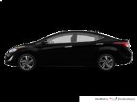 2016 Hyundai Elantra LIMITED | Photo 1 | Space Black