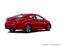 2016 Hyundai Elantra LIMITED | Photo 2 | Geranium Red