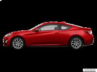 2016 Hyundai Genesis Coupe 3.8 Premium | Photo 1 | Tsukuba Red