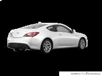 2016 Hyundai Genesis Coupe 3.8 Premium | Photo 2 | Casablanca White