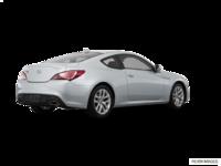 2016 Hyundai Genesis Coupe 3.8 Premium | Photo 2 | Santiago Silver