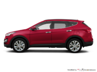 2016 Hyundai Santa Fe Sport 2.0T LIMITED | Photo 1 | Serrano Red