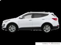 2016 Hyundai Santa Fe Sport 2.0T SE | Photo 1 | Frost White Pearl