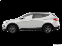2016 Hyundai Santa Fe Sport 2.4 L FWD | Photo 1 | Frost White Pearl