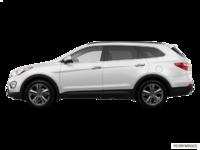 2016 Hyundai Santa Fe XL LIMITED | Photo 1 | Monaco White