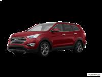 2016 Hyundai Santa Fe XL LIMITED | Photo 3 | Regal Red Pearl