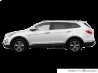 2016 Hyundai Santa Fe XL LUXURY | Photo 1 | Monaco White