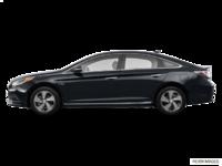 2016 Hyundai Sonata Plug-in Hybrid ULTIMATE   Photo 1   Phantom Black