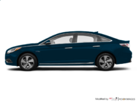 2016 Hyundai Sonata Plug-in Hybrid ULTIMATE   Photo 1   Night Sky Blue