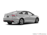 2016 Hyundai Sonata Plug-in Hybrid ULTIMATE   Photo 2   Platinum Silver