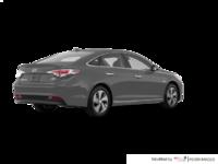 2016 Hyundai Sonata Plug-in Hybrid ULTIMATE   Photo 2   Polished Metal
