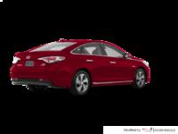 2016 Hyundai Sonata Plug-in Hybrid ULTIMATE   Photo 2   Venetian Red