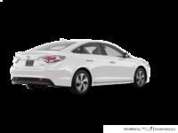 2016 Hyundai Sonata Plug-in Hybrid ULTIMATE   Photo 2   Ice White