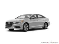 2016 Hyundai Sonata Plug-in Hybrid ULTIMATE   Photo 3   Platinum Silver