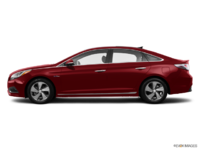 2016 Hyundai Sonata Hybrid ULTIMATE | Photo 1 | Venetian Red