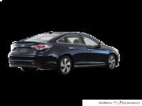 2016 Hyundai Sonata Hybrid ULTIMATE | Photo 2 | Night Sky Blue