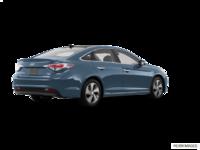 2016 Hyundai Sonata Hybrid ULTIMATE | Photo 2 | Graphite Blue