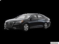 2016 Hyundai Sonata Hybrid ULTIMATE | Photo 3 | Phantom Black