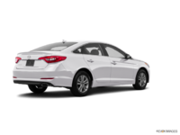 2016 Hyundai Sonata GL | Photo 2 | Ice White