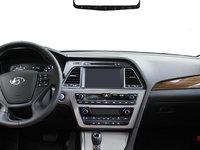 2016 Hyundai Sonata LIMITED | Photo 3 | Black Leather