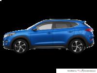 2016 Hyundai Tucson LIMITED | Photo 1 | Caribbean Blue