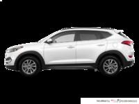 2016 Hyundai Tucson LUXURY | Photo 1 | Winter White