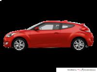 2016 Hyundai Veloster SE | Photo 1 | Boston Red