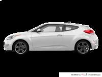 2016 Hyundai Veloster TECH | Photo 1 | Century White