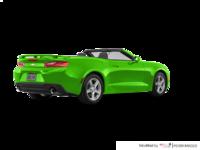 2017 Chevrolet Camaro convertible 1LS | Photo 2 | Krypton Green