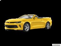2017 Chevrolet Camaro convertible 1LS | Photo 3 | Bright Yellow