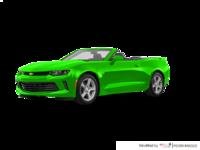 2017 Chevrolet Camaro convertible 1LS | Photo 3 | Krypton Green