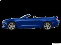2017 Chevrolet Camaro convertible 1LT | Photo 1 | Hyper Blue Metallic